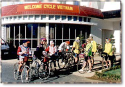 Welcome Cycle Vietnam